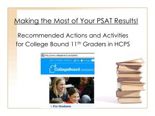 Making the Most of Your PSAT Results