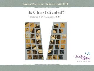 Week of Prayer for Christian Unity 2014