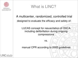 What is LINC?