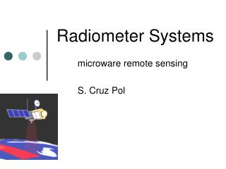 Radiometer Systems