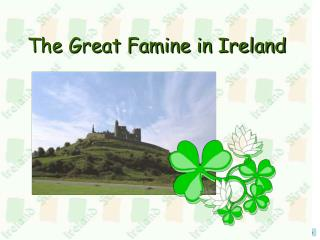 The Great Famine in Ireland