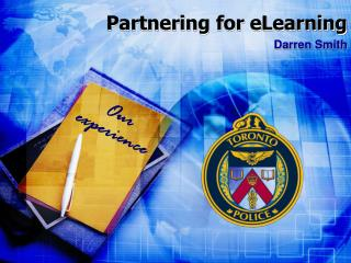 Partnering for eLearning