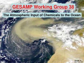 GESAMP Working Group 38