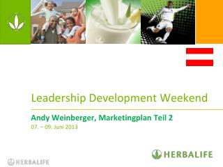 Leadership Development Weekend