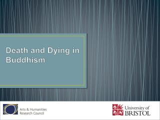 Death and Dying in Buddhism