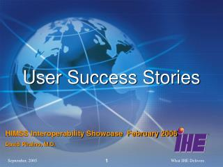 User Success Stories