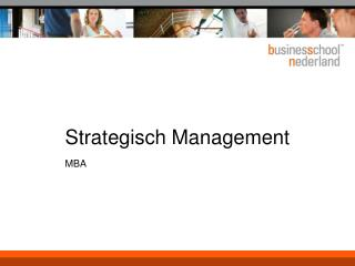 Strategisch Management