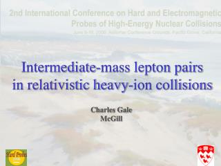 Intermediate-mass lepton pairs in relativistic heavy-ion collisions