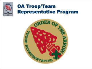OA Troop