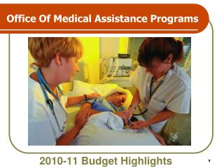 2010-11 Budget Highlights