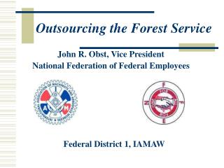 Outsourcing the Forest Service