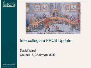 Intercollegiate FRCS Update