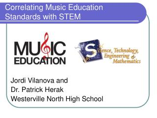 Correlating Music Education Standards with STEM