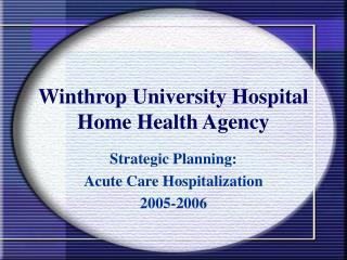 Winthrop University Hospital Home Health Agency