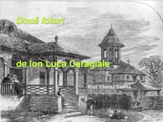 Două loturi de Ion Luca Caragiale