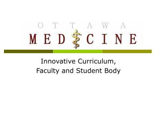University of Ottawa Faculty of Medicine