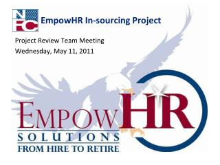 EmpowHR In-sourcing Project
