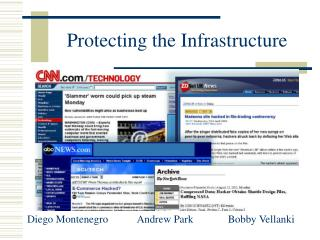Protecting the Infrastructure