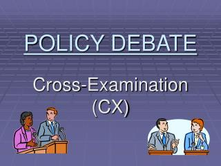 debate on examination