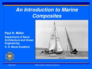 An Introduction to Marine Composites