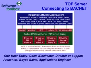 TOP Server Connecting to BACNET