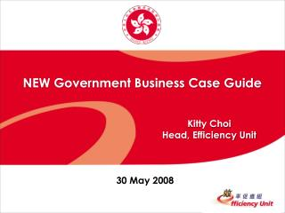 NEW Government Business Case Guide