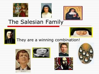 The Salesian Family