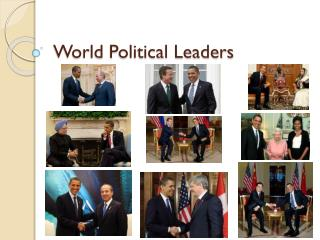 World Political Leaders