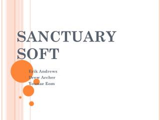 SANCTUARY SOFT