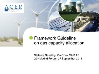 Framework Guideline on gas capacity allocation