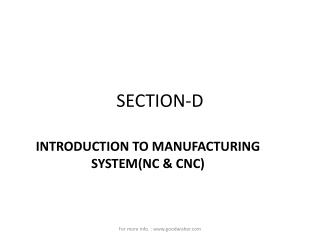 SECTION-D