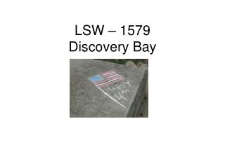 LSW – 1579 Discovery Bay