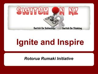 Ignite and Inspire
