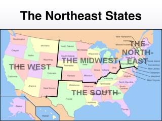 The Northeast States