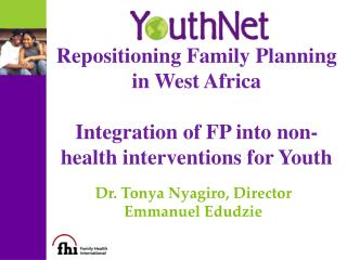 Repositioning Family Planning in West Africa