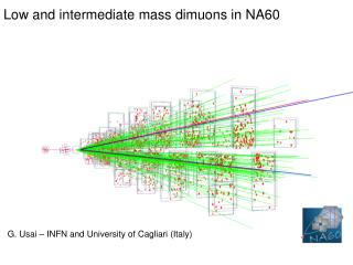 Low and intermediate mass dimuons in NA60