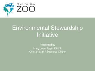 Environmental Stewardship Initiative