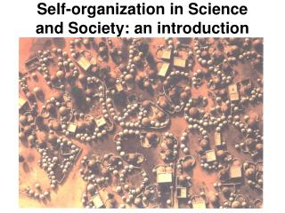 Self-organization in Science and Society: an introduction