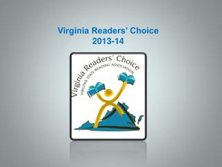 Virginia Readers' Choice 2013-14