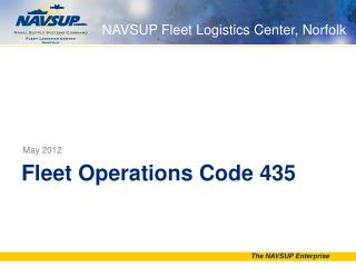NAVSUP Fleet Logistics Center, Norfolk