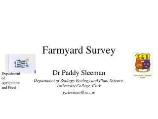 Farmyard Survey