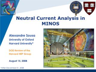 Neutral Current Analysis in MINOS
