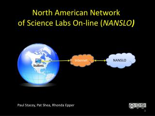 North American Network  of Science Labs On-line ( NANSLO )
