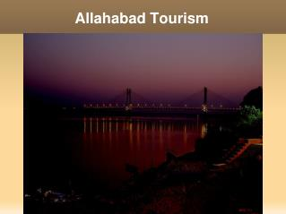 Places to visit in Allahbad