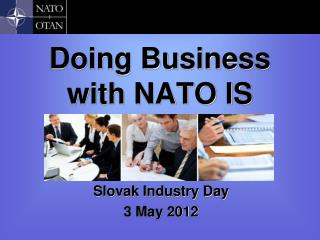 Doing Business with NATO IS