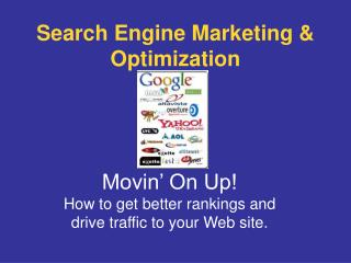 Search Engine Marketing & Optimization