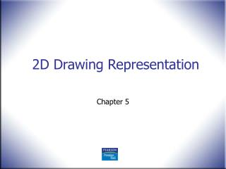 2D Drawing Representation