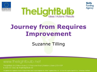 Journey from Requires Improvement