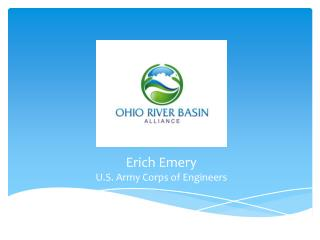 Erich Emery U.S. Army Corps of Engineers