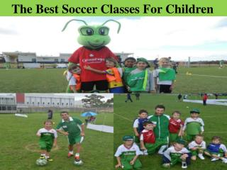 The Best Soccer Classes For Children